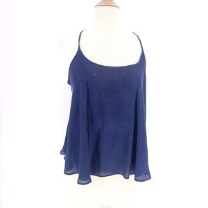 3/15 Forever 21 Racerback Flowy Camisole Tank Top